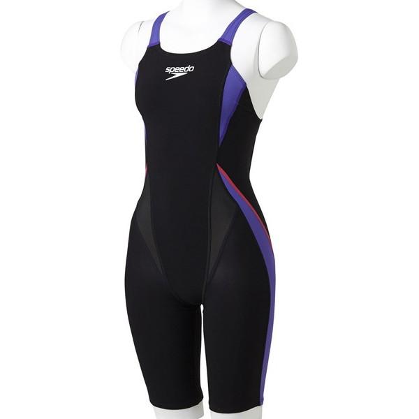 スピード(Speedo) レディース 競泳用水着Fina承認 Fastskin XT Pro Hybrid2 ウイメンズニースキン SD47H05-VI