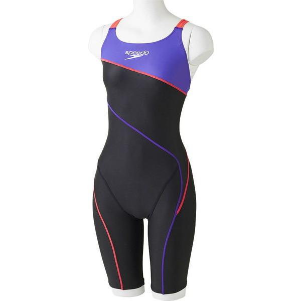 スピード(Speedo) レディース 競泳用水着Fina承認 Fastskin XT-Wウイメンズスモールバックニースキン SD47H06-KV