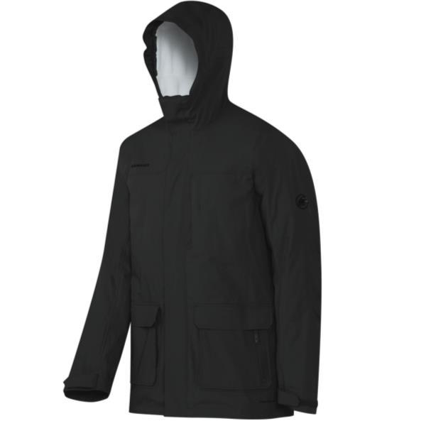 マムート(MAMMUT) Trovat Advanced SO Hooded Jacket メンズ 1010-22020 0121 graphite ウェア