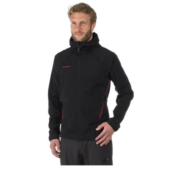 【売り切り御免!】 マムート(MAMMUT) Ultimate SO Alpine SO Hooded Jacket Ultimate メンズ 1010-22180 0001 0001 black ウェア, 宇美町:206159ce --- canoncity.azurewebsites.net
