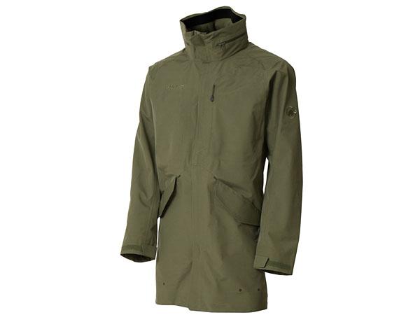 マムート(MAMMUT) GORE-TEX OBELISK Coat 1010-26220 4428 artichoke ウェア