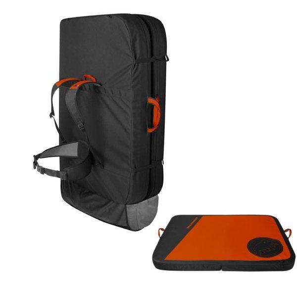 マムート(MAMMUT) Crashiano Pad 2290-00800 2088 dark orange クライミング用品