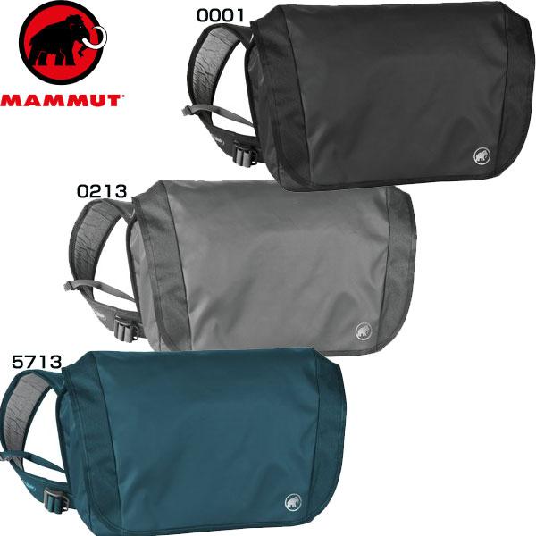 MAMMUT(マムート) トラベルアクセサリー Messenger Round (メッセンジャーラウンド) 2520-00550(14L)