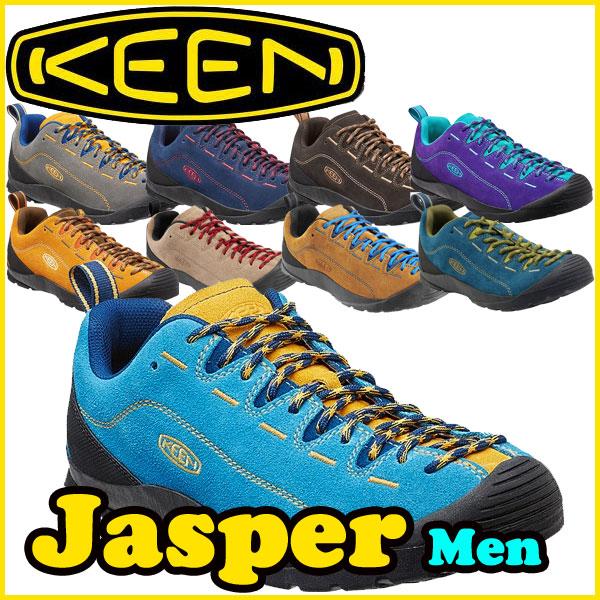 KEEN(キーン)ジャスパー JASPER 【メンズ】 アウトドア/トレッキング/ハイキング 正規品