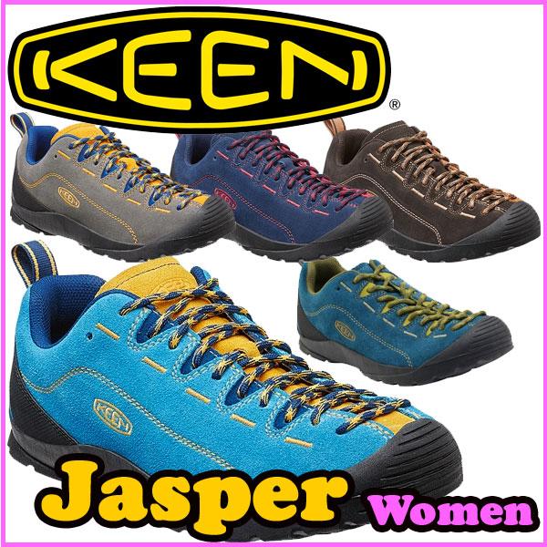 KEEN(キーン)ジャスパー JASPER 【レディース】 アウトドア/トレッキング/ハイキング 正規品