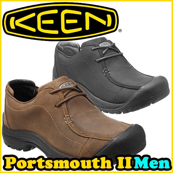 KEEN(キーン) ポーツマス ツー PORTSMOUTH-II 【メンズ】 アウトドア/スニーカー/ブーツ/スノー (正規品)