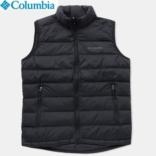 訳あり2点限り!Columbia(コロンビア) マウンテンスカイラインベスト メンズ PM1423-010 ベスト(1)