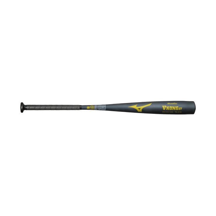 MIZUNO(ミズノ) 中学硬式用金属製 Vコング07 野球 バット 1CJMH6088310