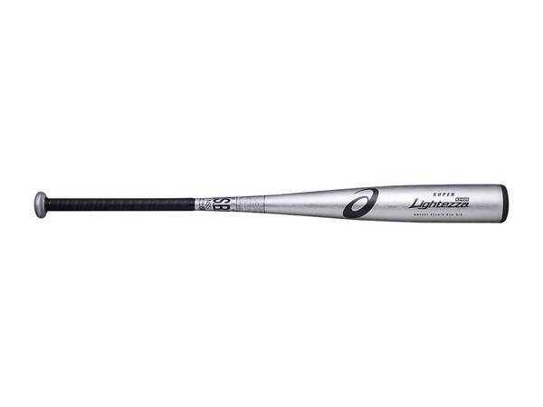 アシックスベースボール(asics/野球) 軟式金属 スーパーライテッザ BB3053-10 バット