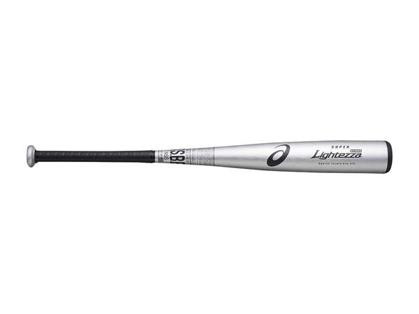 アシックスベースボール(asics/野球) 少年軟式金属バット スーパーライテッザ ライトバランス BB8152-10 バット