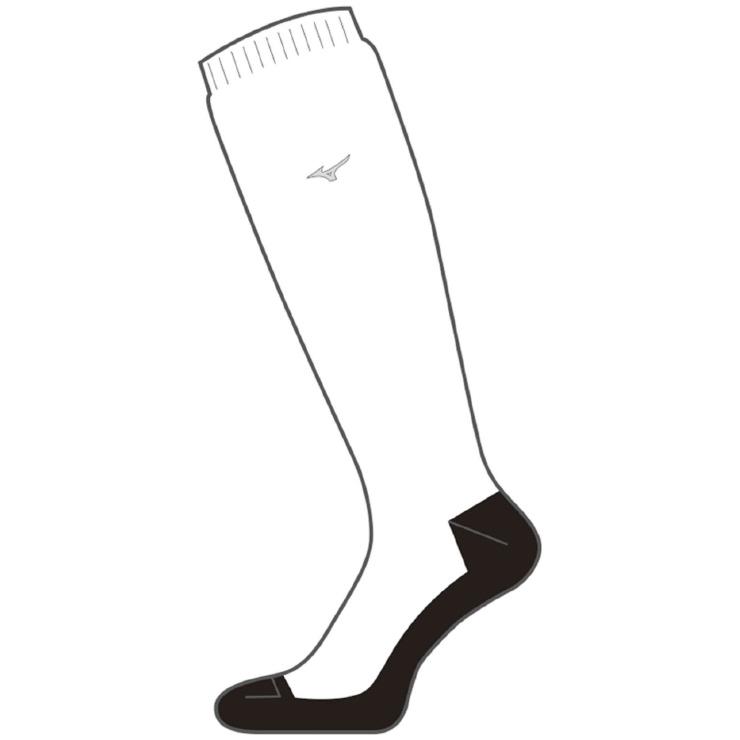 MIZUNO(ミズノ) 足底カラーソックス3Pセット 野球 アパレル ユニセックス 男女兼用 12JX7V8109
