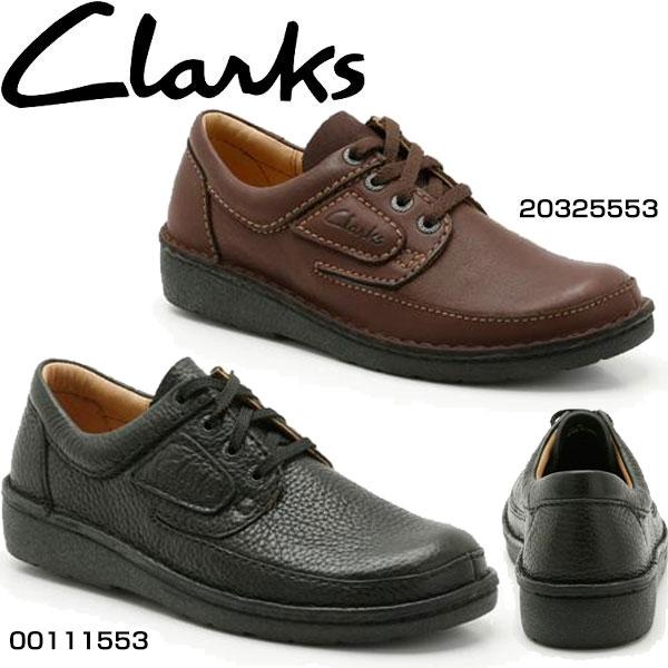 クラークス(Clarks) ネイチャーツー(Nature II) レザーシューズ【メンズ】