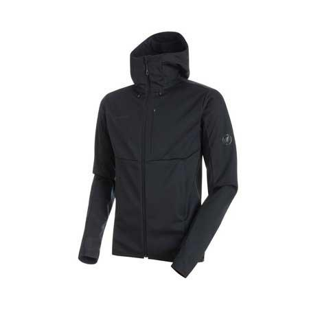 マムート(MAMMUT) Ultimate V SO Hooded Jacket AF(アジアンフィット)メンズ 1011-00350-0052 ジャケット