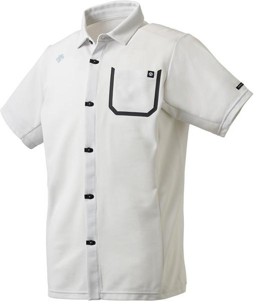 デサント(DESCENTE) ハーフスリーブシャツ マルチスポーツ Tシャツ DMMLJA71Z-SWHT
