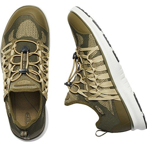 キーン(KEEN) ユニーク UNEEK EXO M-DARK OLIVE/ANTIQUE BRASS 1018768 メンズ