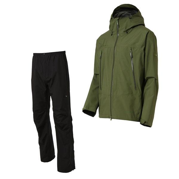 マムート(MAMMUT) CLIMATE Rain -Suits メンズ 1010-26550-4554 レインスーツ