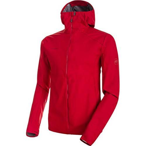 マムート(MAMMUT) Ultimate V Light SO Hooded Jacket メンズ 1011-00120-3465 ジャケット