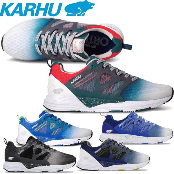 KARHU(カルフ) シューズ スニーカー FUSION ORTIX フュージョンORTIX KH10024 マラソン ランニング(SE)【メンズ】