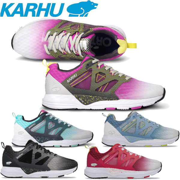 カルフ(KARHU)スニーカー シューズ FUSION ORTIX フュージョンORTIX KH2002 マラソン ランニング【レディース】