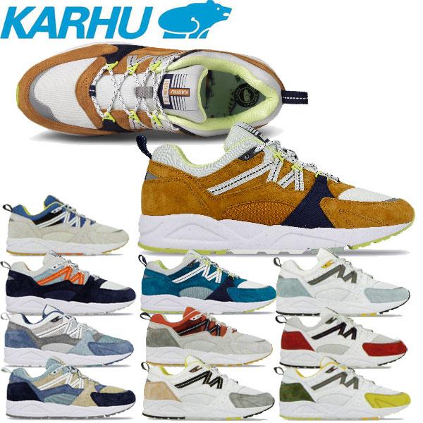カルフ(KARHU) FUSION 2.0 フュージョン スニーカーシューズ KH8040- ユニセックス メンズ レディース(SE)