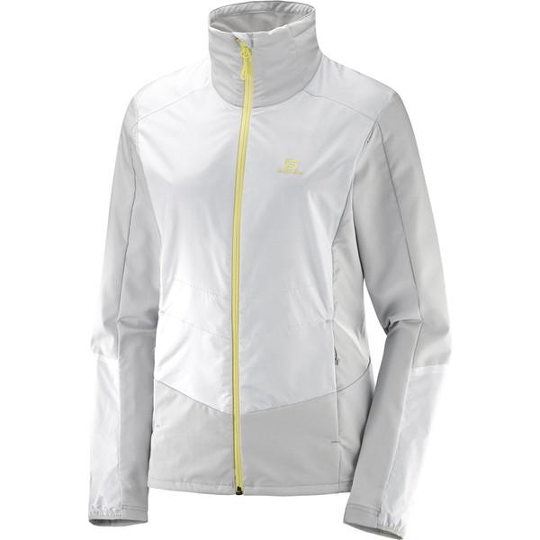 サロモン(SALMON) ジャケット ACTIVE WING JKT W L40072700 レディース