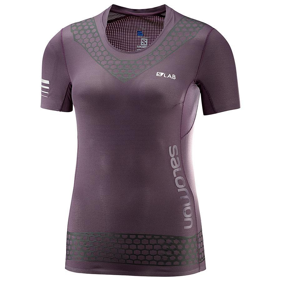 サロモン(SALMON) Tシャツ S/LAB EXO SS TEE W L40084400 レディース