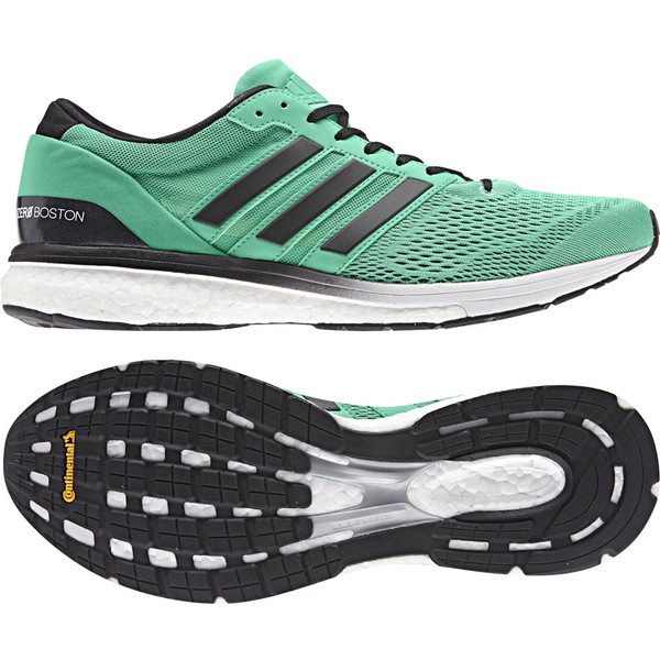 アディダス(adidas) ランニングシューズ adiZERO boston BOOST 2 アディゼロボストン ブースト 2 陸上 シューズ BB6416 メンズ