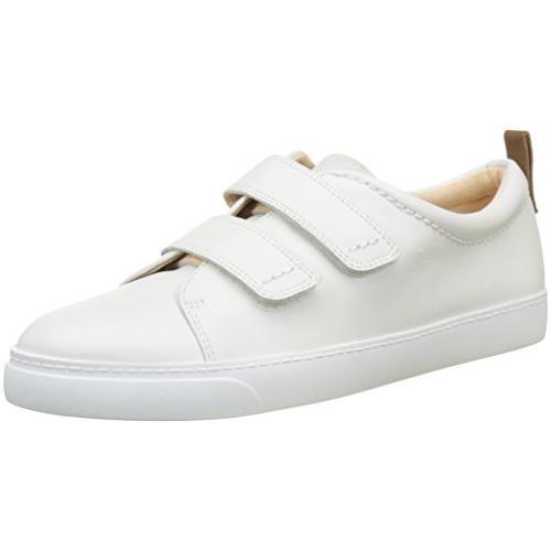クラークス(Clarks) Glove Daisy(White Combi Leather) シューズ (レディース) 26130982