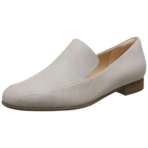 クラークス(Clarks) Pure Sense(White Leather) フラットシューズ (レディース) 26132399