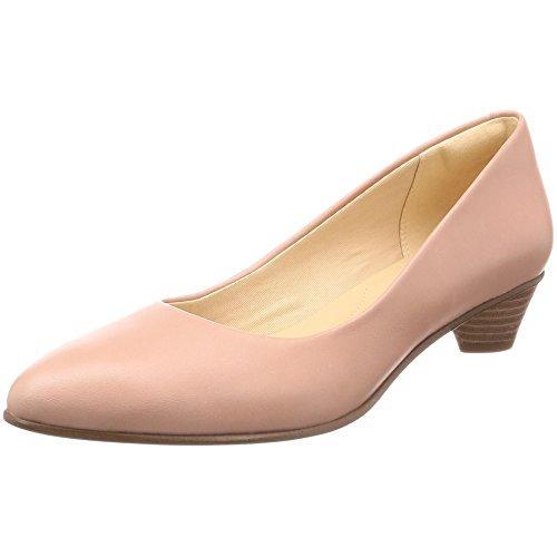 クラークス(Clarks) Mena Bloom(Pink Leather) パンプス(レディース) 26132407