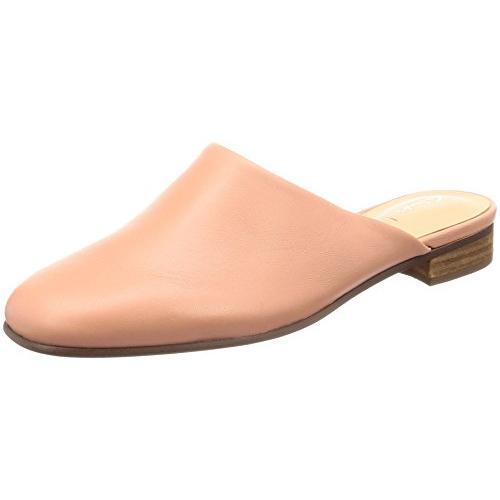 クラークス(Clarks) Pure Blush(Pink Leather) ミュール(レディース) 26132415