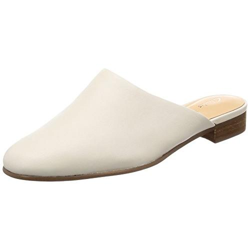 クラークス(Clarks) Pure Blush(White Leather) ミュール(レディース) 26132418