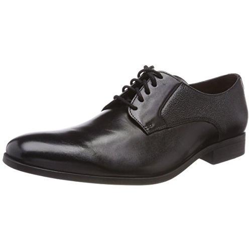 クラークス(Clarks) Gilmore Lace(Black Leather) レザー ビジネスシューズ (メンズ) 26133900