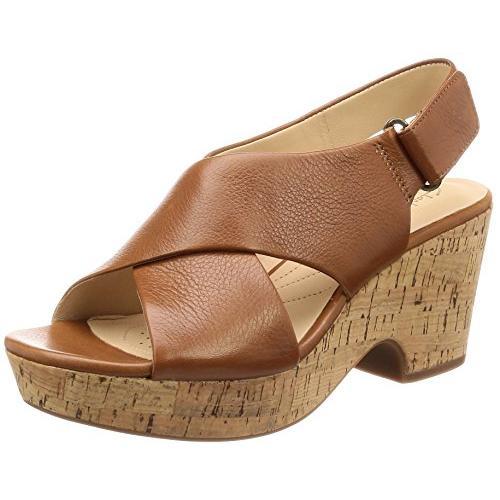 クラークス(Clarks) Maritsa Lara(Tan Leather) サンダル(レディース) 26134512
