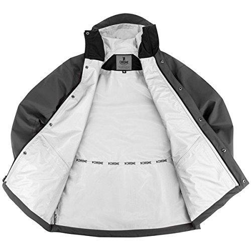 クローム(CHROME) ジャケット STORM COBRA 2.0 Black AP220BK