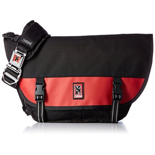 クローム(CHROME) メッセンジャーバッグ MINI METRO MINI METRO BG001BKRD2R BLACK/RED