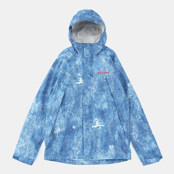 コロンビア(Columbia) ワバシュパターンドジャケット メンズ・ユニセックス PM5352 426