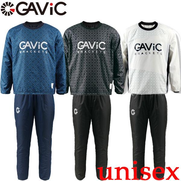 GAViC(ガビック) サッカー・フットサル ピステスーツ クロスステッチ(中綿) GA1034(RO)【ユニセックス】