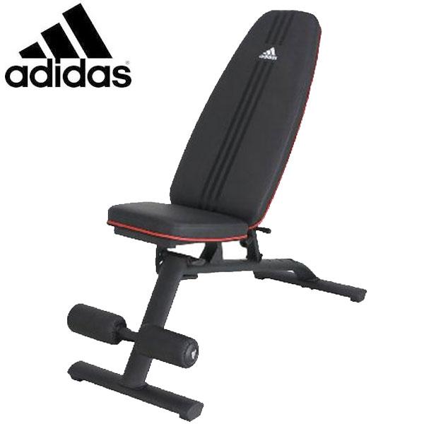 アディダス(adidas) ユーティリティーベンチ フィットネス・トレーニング 【代引き不可】