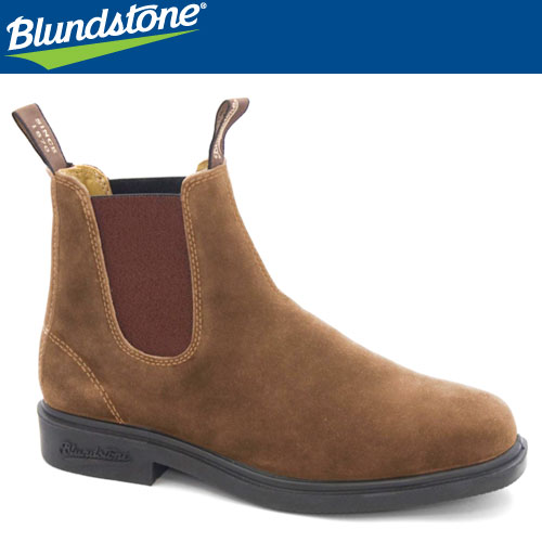 継続 Blundstone(ブランドストーン) サイドゴアブーツ スクエアトゥー BS064680 【メンズ】