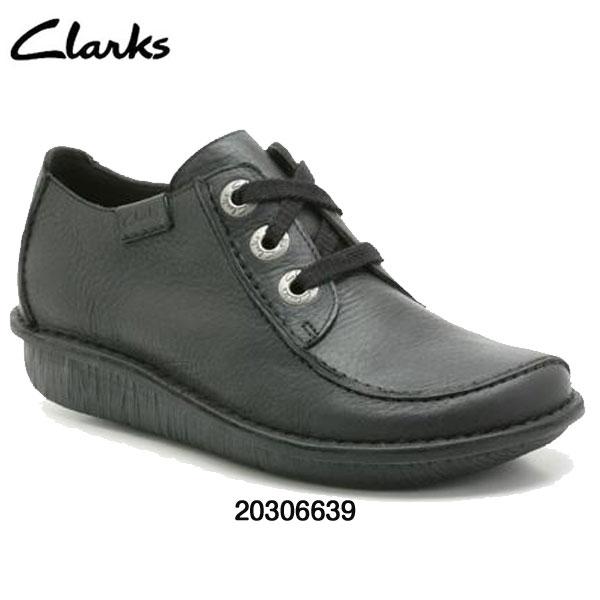 クラークス(Clarks) ファニードリーム(Funny Dream) レザーシューズ 【レディース】