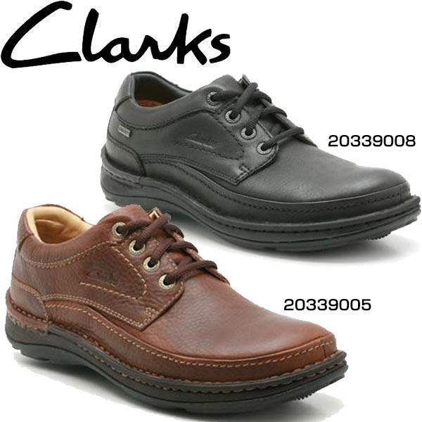 クラークス(Clarks) ネイチャースリー(Nature Three) レザーシューズ【メンズ】