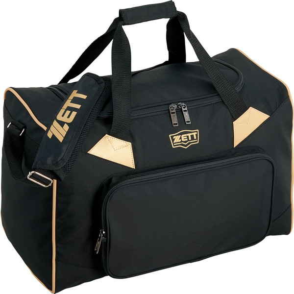 ZETT(ゼット) 野球・ソフトボール用 ナイロンミドルバッグ バッグ BA678-1900