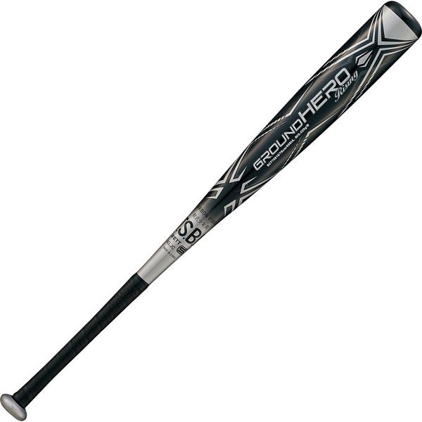 ZETT(ゼット) 少年軟式野球用 FRP(カーボン)製バット グランドヒーローライジング 78cm(小学校中学年向け) 野球バット BCT75818-1300