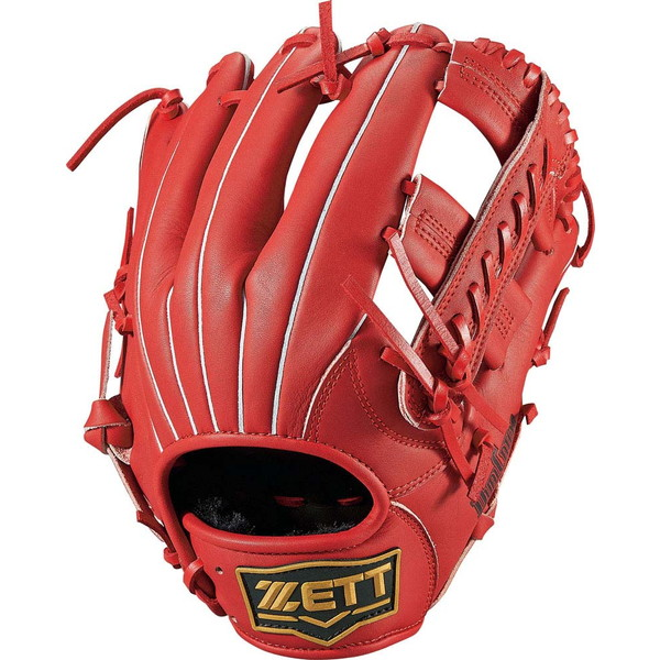 ZETT(ゼット) 一般軟式野球用グラブ デュアルキャッチ オールラウンド 野球グラブ BRGB34830-6400