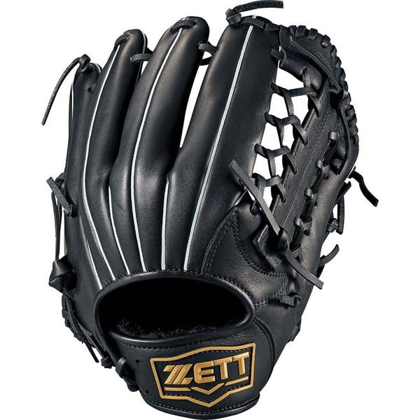 ZETT(ゼット) 一般軟式野球用グラブ デュアルキャッチ オールラウンド 野球グラブ BRGB34840-1900