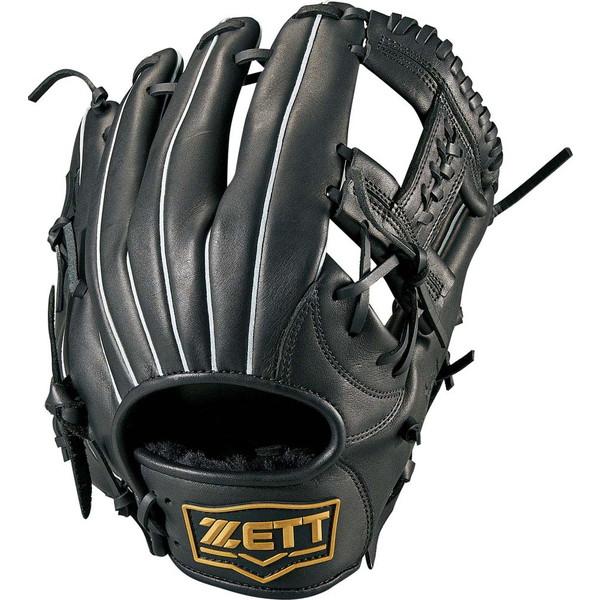 ZETT(ゼット) ソフトグラブ デュアルキャッチ オールラウンド 野球グラブ BSGB53810-1900
