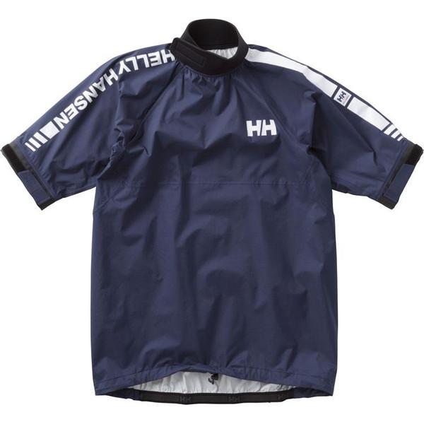 ヘリーハンセン(HELLYHANSEN) ハーフスリーブチームスモックトップ3(メンズ) HH11805-HB