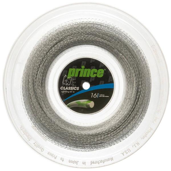 Prince(プリンス) ライトニング XX 16 200M リール テニス ガット・ラバー 7J52011