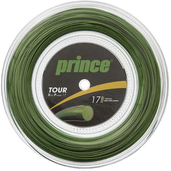 Prince(プリンス) Tour XP 17(200mリール) テニス ガット・ラバー 7J930030